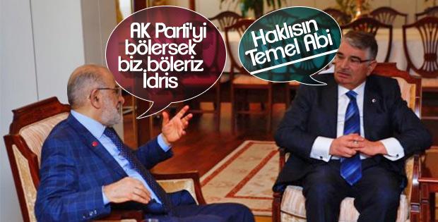 Karamollaoğlu: İktidardan Saadet Partisi'ne oy kayacak