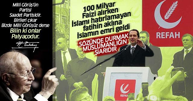 fatih erbakan'ın avukatından açıklama