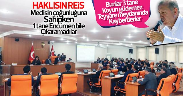 AK Parti Meclis üyeleri resmen kaybetti