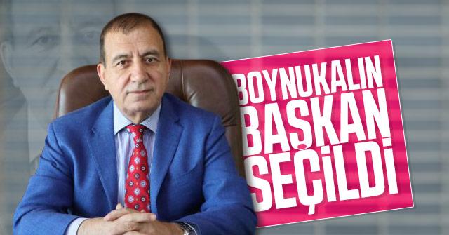 OSB'nin yeni Başkanı Kemal Boynukalın oldu.