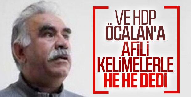 HDP, Öcalan'ın açıklamalarına cevap verdi