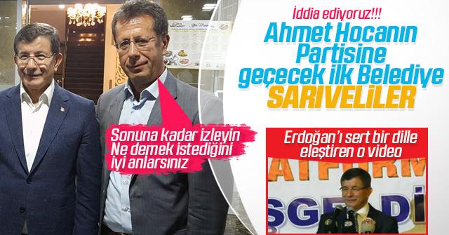 Halil Kulak'tan Ahmet Davutoğlu paylaşımı