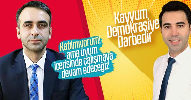 Fatih Gülcan; Uyum içerisinde çalışacağız