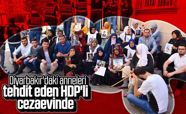 HDP binası önündeki eylemde bir tutuklama