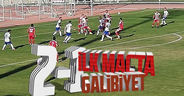 Karaman Belediye Spor ilk maçını kazandı