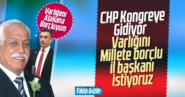 CHP Karaman İl kongresi yapılacak