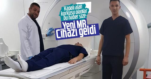 Karaman'a yeni MR Cihazı geldi