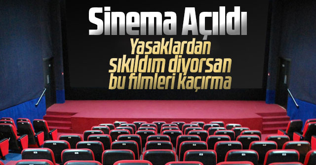 Karaman sineması açıldı