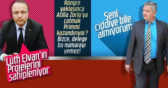 Atilla Zorlu'dan Mevlüt Sarıtaş'a cevap