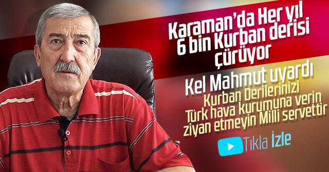 Kurban Derilerini Türk Hava Kurumuna verelim