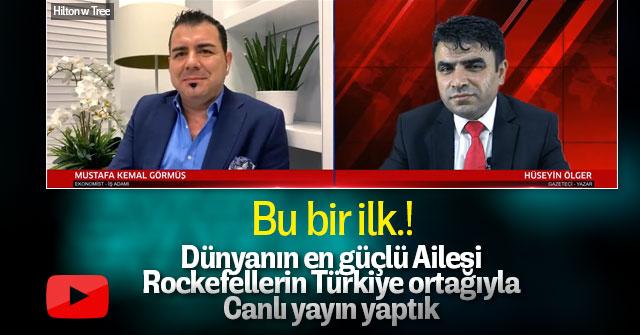 Mustafa Kemal Görmüş Türkiye ekonomisini anlattı