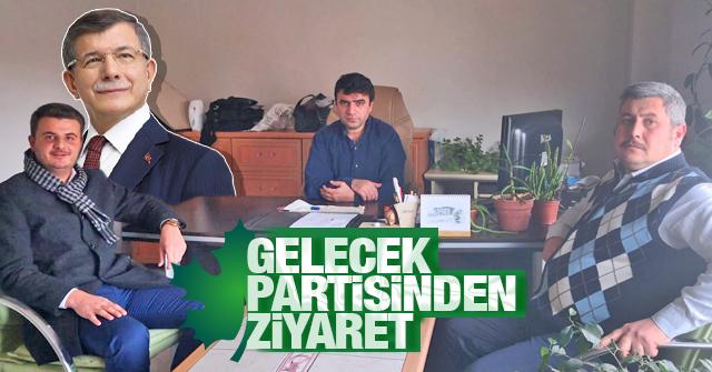 Gelecek Partisinden haberi sitemize ziyaret