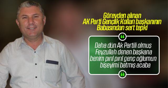 Hasan Koçak'tan teşkilat başkanına tepki