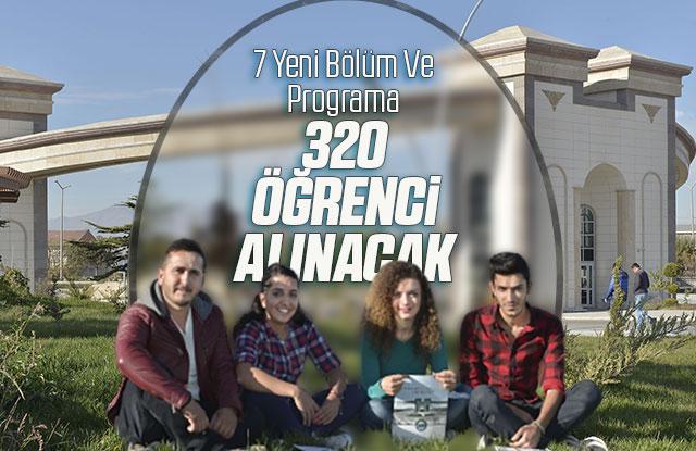KMÜ'de Yeni Bölüm Ve Programlara Öğrenci Alınacak