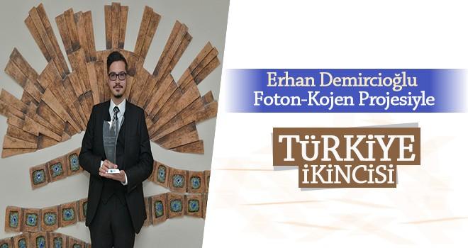 KMÜ Öğrencisi İcat Çıkardı, Türkiye İkincisi Oldu
