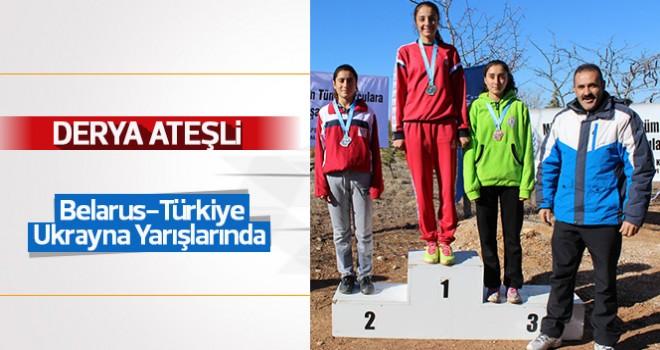 Karamanlı Atlet Bursa'da Türkiye'yi Temsil Edecek