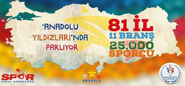 Anadolunun Yıldızları Karaman'da Sahne Alacak