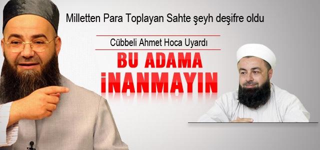 Cübbeli Ahmet Hoca; Masum Hoca denen kişi hoca değildi