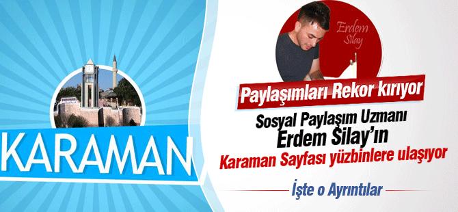 Erdem Silay'ın Sayfası Yüzbinlere ulaşıyor