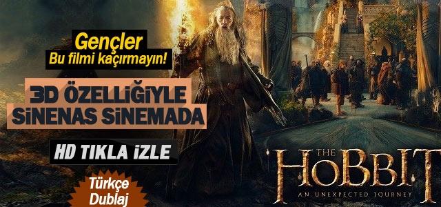 """Hobbit: """"Beş Ordunun Savaşı"""" Sinenas Sinema da"""