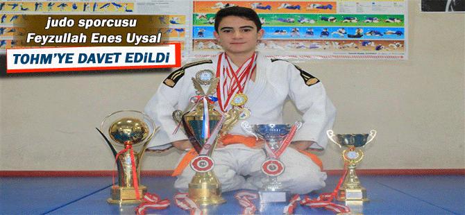 Karamanlı Judocu Tohm'ye Davet Edildi