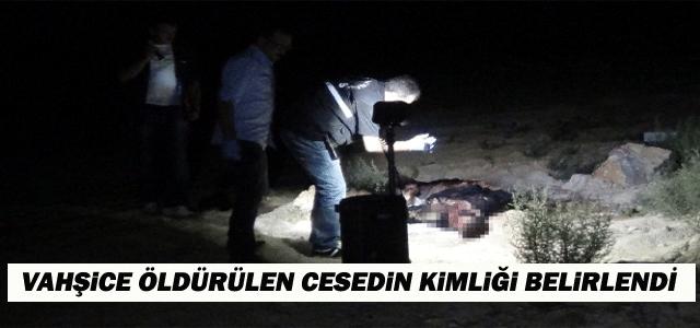 Karaman'daki Cesedin Kimliği Belirlendi