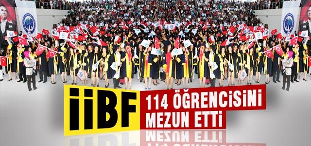 Kmü İibf'de Mezuniyet Töreni