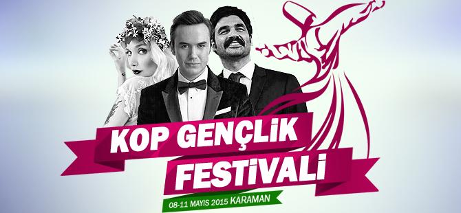 KOP gençlik Festivali Başlıyor