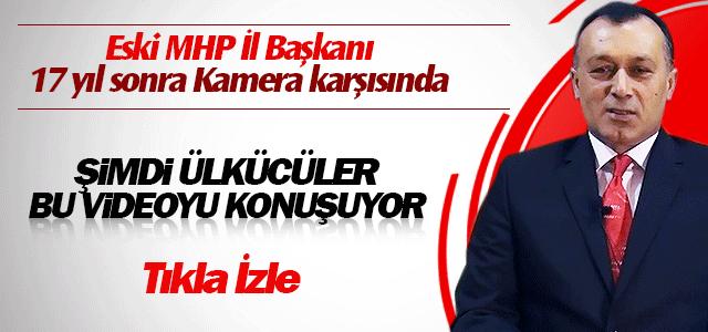 Mustafa Köpüklü adaylığını açıkladı