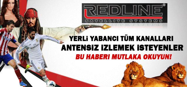 Redline dan bir ilk daha