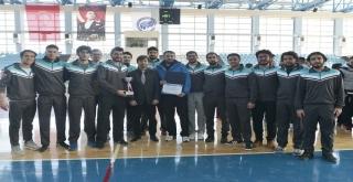Karamanda Üniversitelerarası Basketbol 2. Lig Müsabakaları Sona Erdi