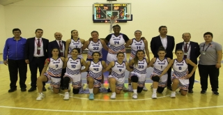Meü Kadın Basketbol Takımı Yükselişte