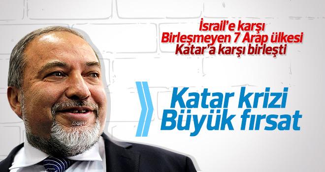 İsrailli bakan: Katar krizi büyük fırsat