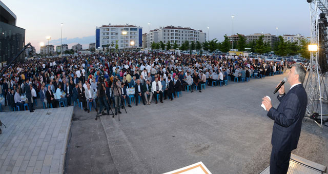 Başkan Akyürek: