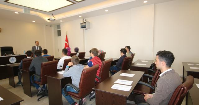 Beyşehir'in yönetiminde gençler de söz sahibi olacak