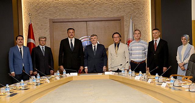 Büyükşehir Belediyesi ile TÜBİTAK arasında protokol
