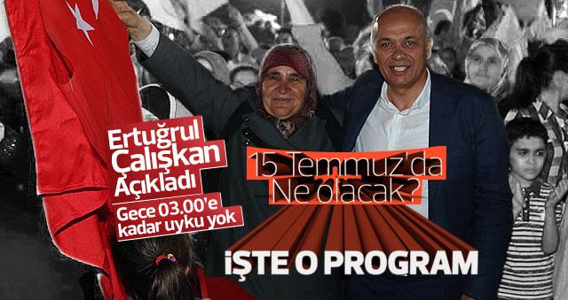Karaman'daki 15 Temmuz Etkinlik Programı Belirlendi