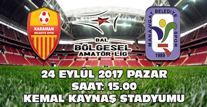 Karaman Belediyespor 2017-2018 Sezonunun İlk Maçına Çıkıyor