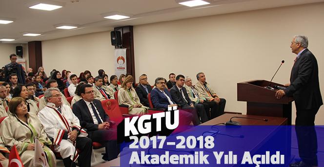 Konya Gıda Ve Tarım Üniversitesinin Akademik Yıl Açılışı Yapıldı