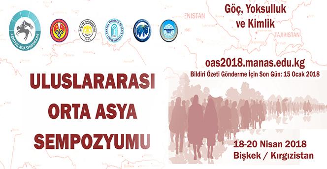 I. Uluslararası Orta Asya Sempozyumu