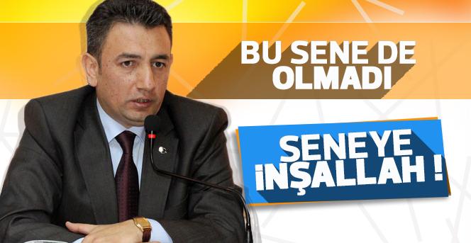 CHP İl Başkanının 2017 Karaman Değerlendirmesi