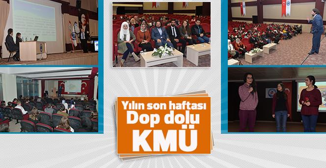 Karamanoğlu Mehmetbey Üniversitesinde Bu Hafta