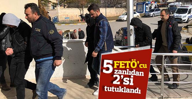 Karaman'daki FETÖ/PDY operasyonunda 2 tutuklama