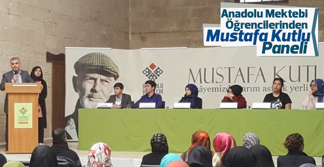 Mustafa Kutlu Panelinin İkincisi Gerçekleştirildi