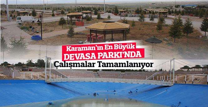Türk Dünyası Kültür Parkı Tamamlanıyor