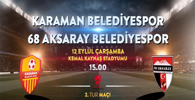 2. Turda Rakibimiz 68 Aksaray Belediyepor