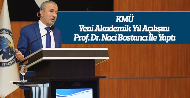 KMÜ'nün Yeni Eğitim-Öğretim Dönemi Törenle Başladı