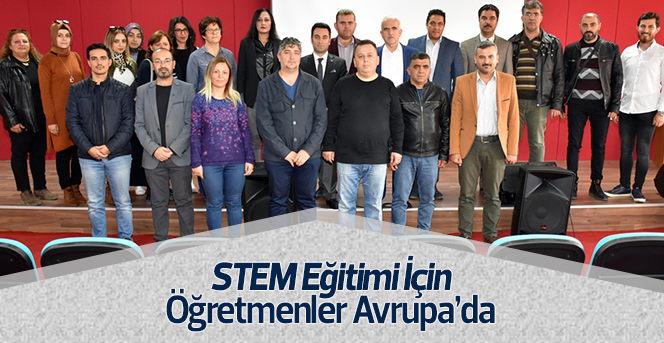 STEM Eğitimi İçin Öğretmenler Avrupa'da