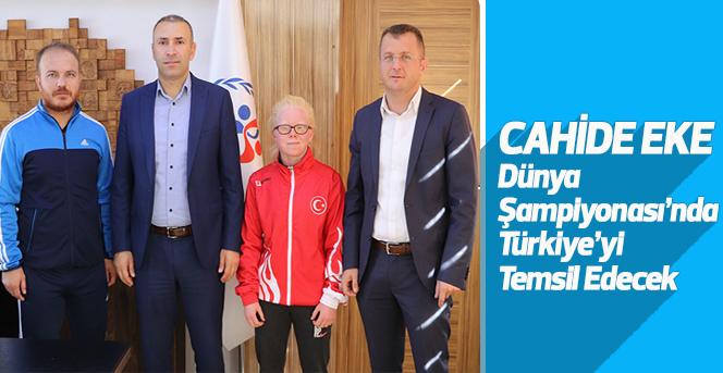 Karamanlı Sporcu Türkiye'yi Temsil Edecek