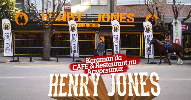 Henry Jones Farklılığıyla dikkat çekiyor.